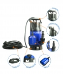 HY85038D Electric Submersible Dirty Water Pump
