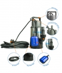 HY80032SSC Electric Submersible Clean Water Pump