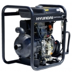 DHYC50LE 50mm 2 Inch Electric Start Diesel Chemical Water Pump