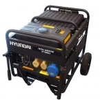 HY12000LE Single Phase Electric Start Petrol Generator
